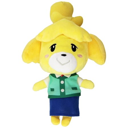 "Little Buddy LLC, Animal Crossing Isabelle 8"" Plush ..."