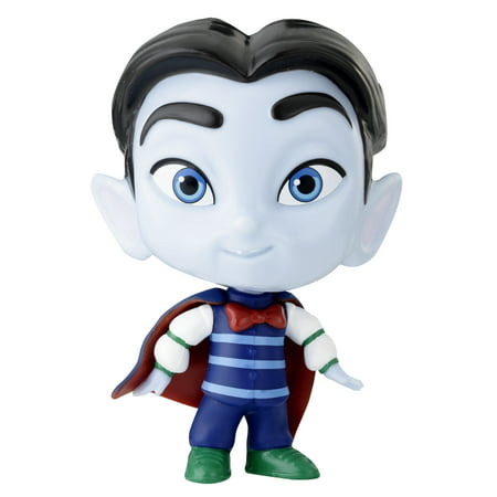 Netflix Super Monsters Drac Shadows Collectible 4-inch Figure Ages 3 and Up - Netflix Halloween