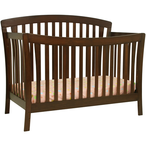 DaVinci - Rivington 4-in-1 Crib, Coffee