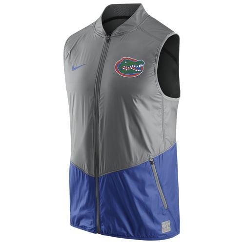 Men's Nike Royal Florida Gators Basketball HyperElite Game Shooter Vest