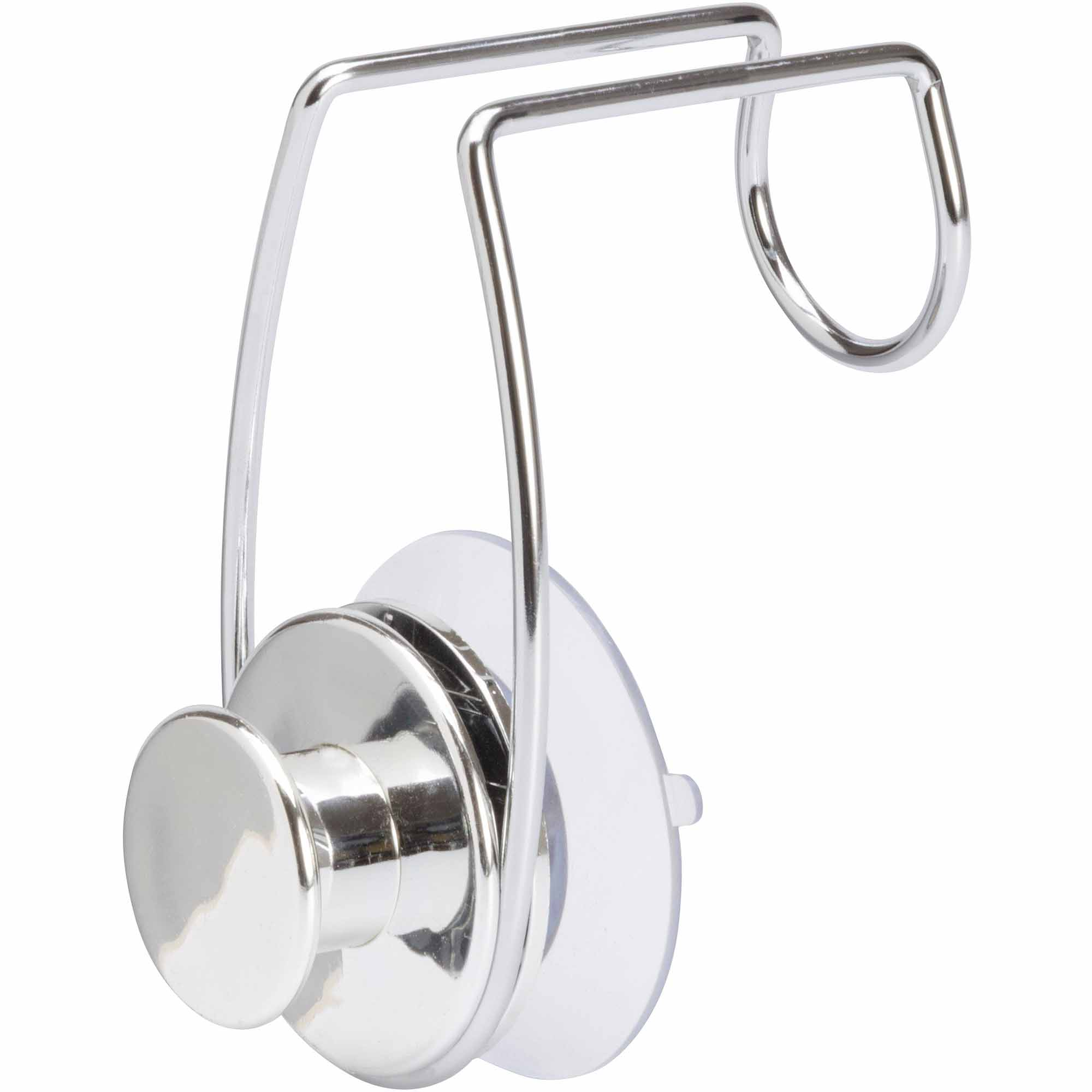 Mainstays Over-The-Door Caddy Hook, Chrome - Walmart.com