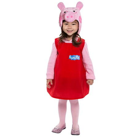 Peppa's Halloween (Peppa Pig Toddler Dress)