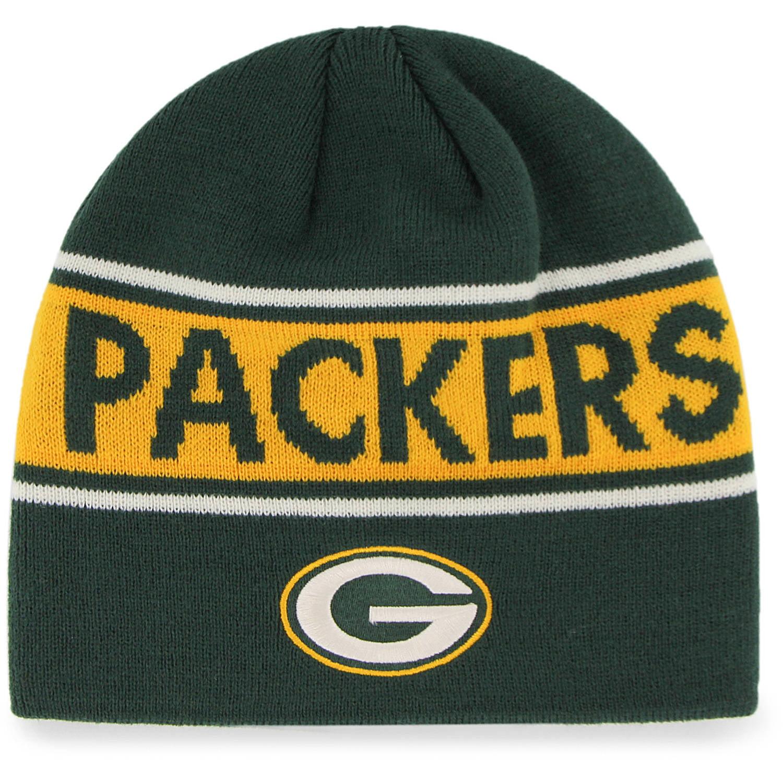 NFL Green Bay Packers Bonneville Knit Beanie by Fan Favorite by Overstock