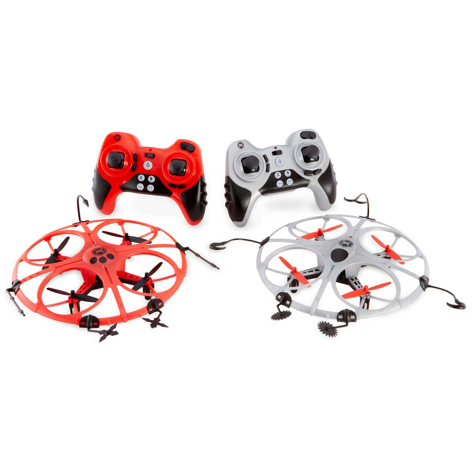 Air Wars 2.4GHz Battle Drones, Pack of 2 by MGA Entertainment