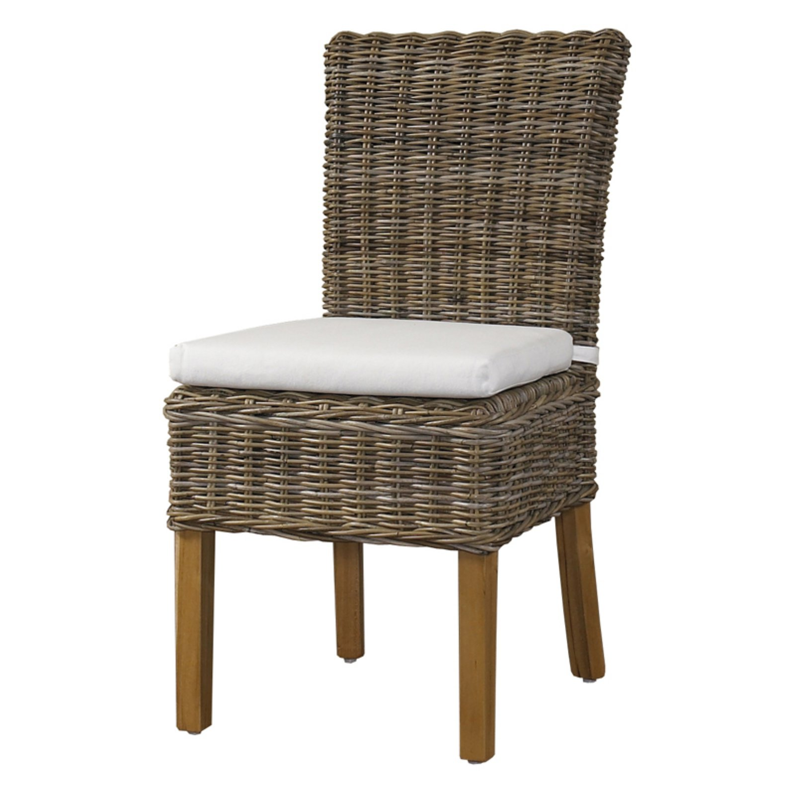 Padmas Plantation Boca Chair with Cushion