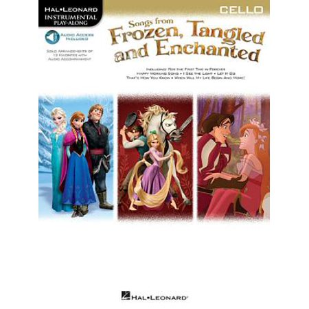 Songs from Frozen, Tangled and Enchanted: - Halloween Songs For Cello