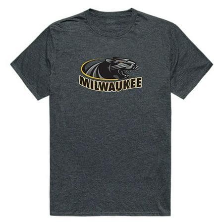University of Wisconsin Milwaukee Panthers Cinder Tee T-Shirt ()