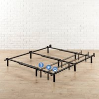 """Zinus Paige Compack 7"""" Heavy Duty Bed Frame, Twin/Full/Queen"""