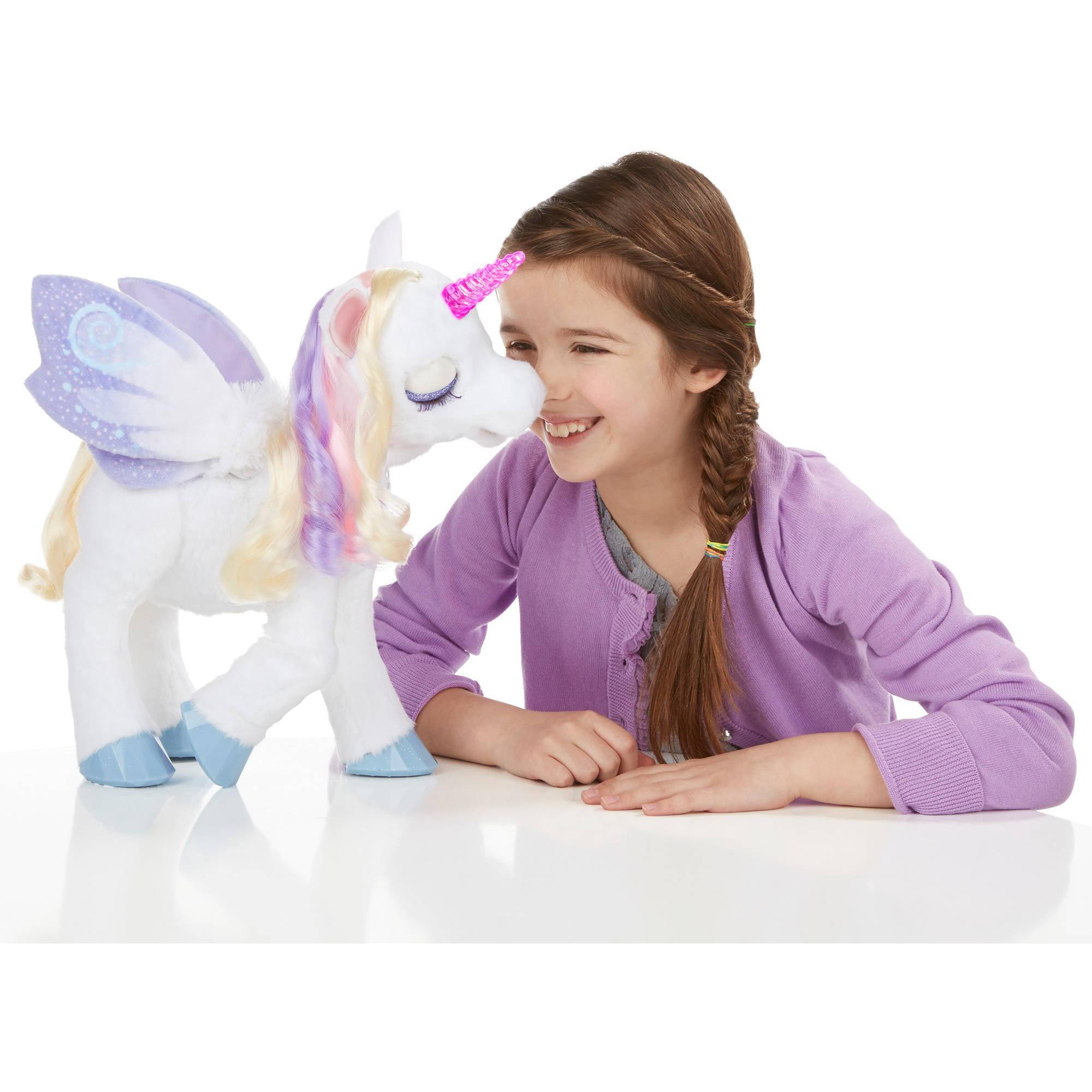 FurReal Friends StarLily My Magical Unicorn Walmart