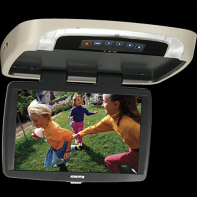 AUDIOVOX VOD129 12. 1- inch Monitor With Built-In Dvd Player
