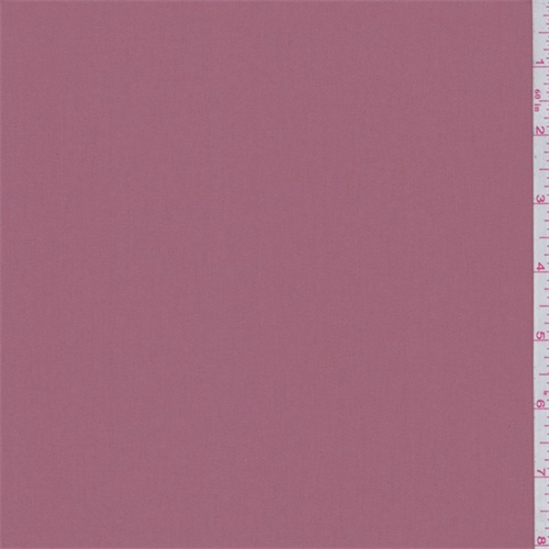 Sepia Rose Polyester Knit, Fabric By the Yard