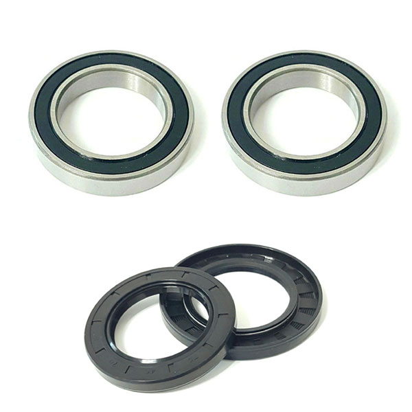 2x4 1990-1993 Front Wheel Bearing and Seals Polaris Trail Boss 350L
