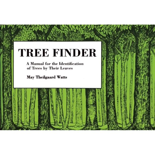 Nature Study Guides: Tree Finder: A Manual for Identification of Trees by Their Leaves (Eastern Us) (Paperback)