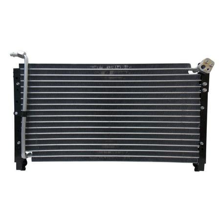 Sunbelt A/C AC Condenser For Nissan Pickup D21 4390