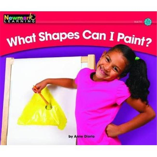 Newmark Learning NL0022 Math - Volume 2 - What Shapes Can I Paint