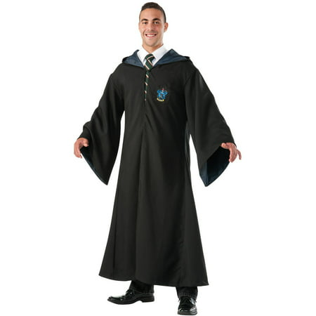 Harry Potter Ravenclaw Replica Deluxe Robe Men's Adult Halloween - Replica Halloween Costumes