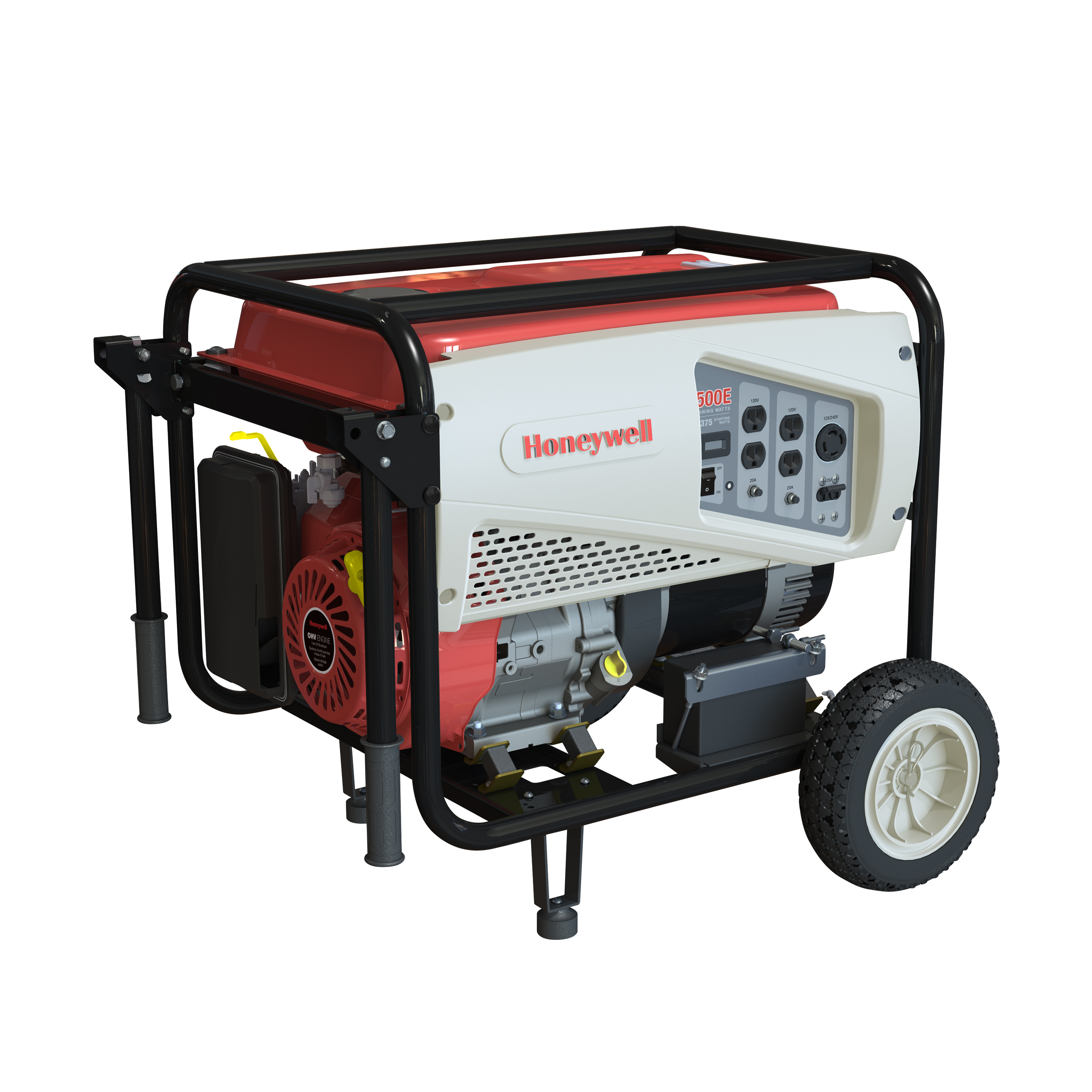 6039- 7500E Watt Portable, 49/CSA, Electric Start