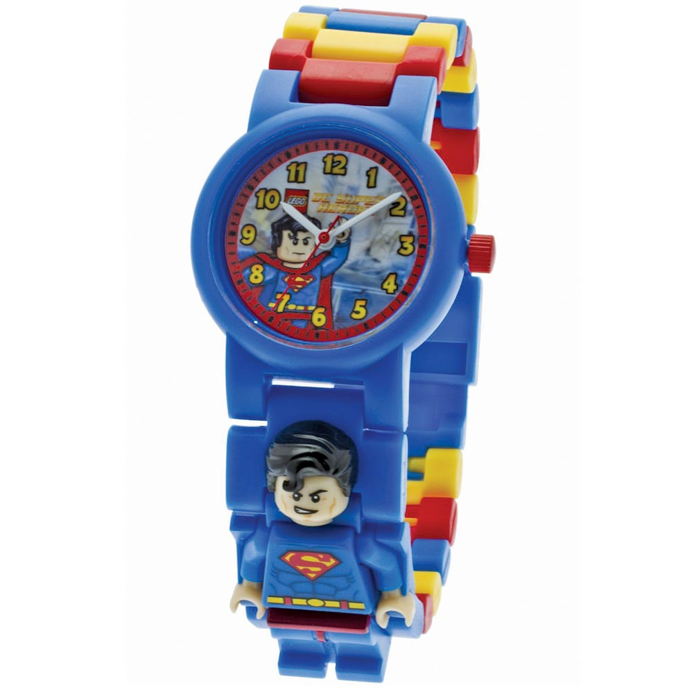 Men's Lego(R) Super Hero Watch - Superman