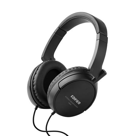 Edifier H840 Audiophile Over-the-ear Headphones - Hi-Fi Over-Ear Noise-Isolating Audiophile Closed Monitor Stereo Headphone -