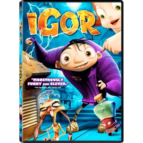 Igor (with Book) (Exclusive) (Full Frame, Widescreen)