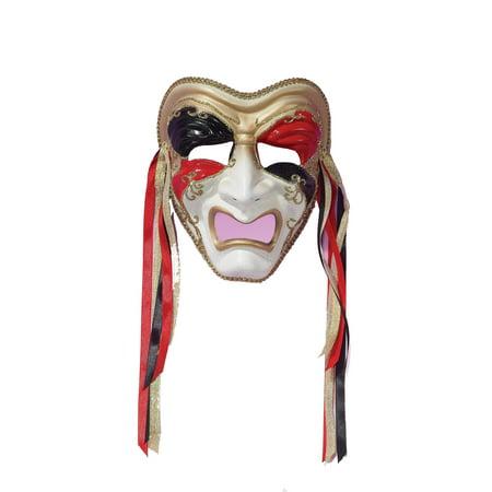 Tragedy Mask Multi Color 65622](Tragedy Mask)
