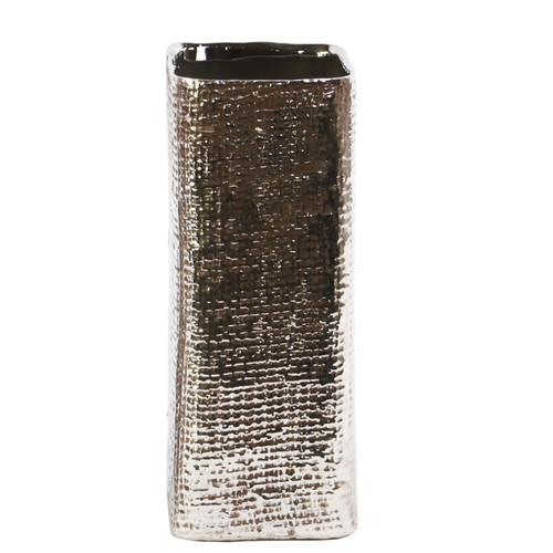 Urban Trends Tall Square Vase