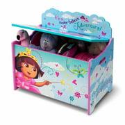 Dora The Explorer Multi Bin Toy Organizer Walmart Com
