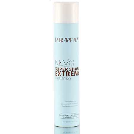 Pravana Nevo Super Shape Extreme Hairspray - Size : 10.6 oz