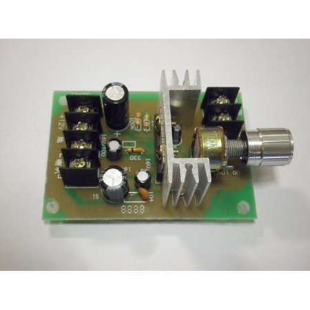 Arcade Machine Sound Speaker Amplifier for Jamma, Mame, and other arcade systems, Single Channel
