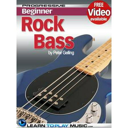 Ultimate Beginner Series Rock Bass - Rock Bass Guitar Lessons for Beginners - eBook