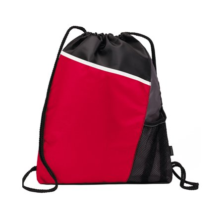 A Product of Gemline Surge Sport Cinchpack - RED - OS [Saving and Discount on bulk, Code Christo] - Halloweencostumes Com Discounts