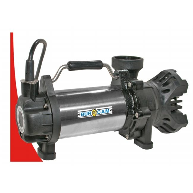 Bur-Cam Pumps 300910 Heavy Duty Fountain and Waterfall Pump