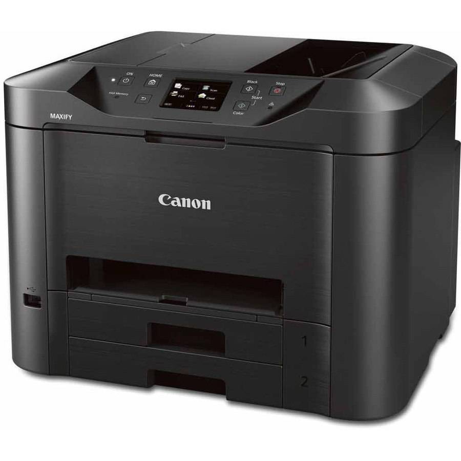 Canon MAXIFY MB5320 Wireless Inkjet Multifunction Printer/Copier/Scanner/Fax Machine