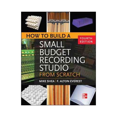 How to Build a Small Budget Recording Studio from Scratch