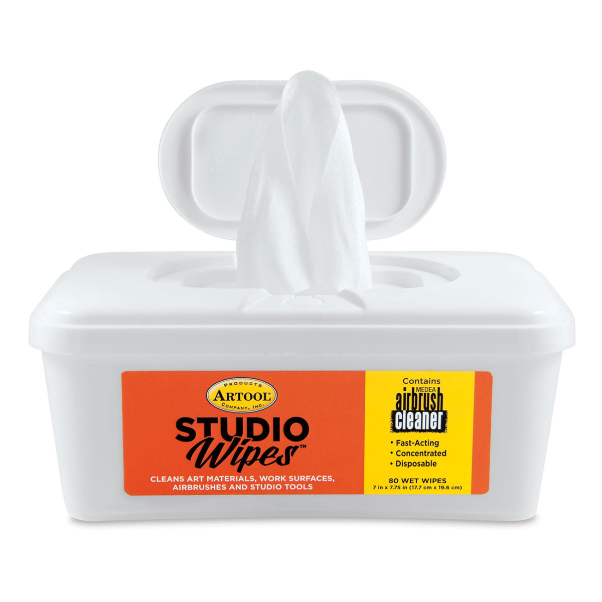 Artool Studio Wipes