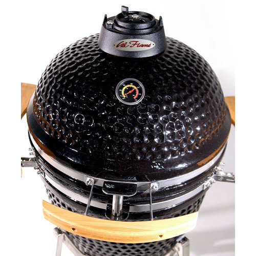 CalFlame 21'' Kamado Smoker Grill