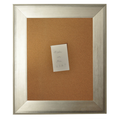 Rayne Mirrors Madilyn Nichole Brushed Wall Mounted Bullet...
