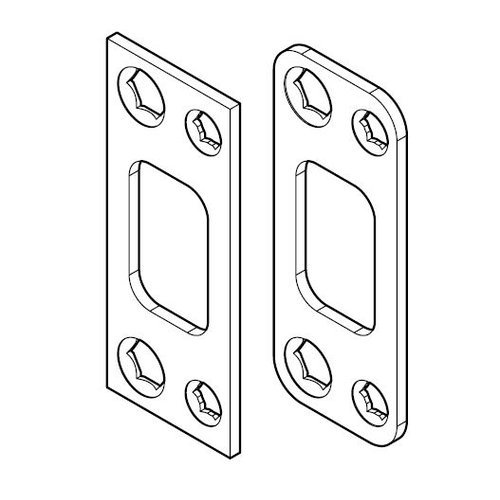 8BR0402001 ( 003 ) DUAL STRIKE KIT FOR RESV DEADBOLT