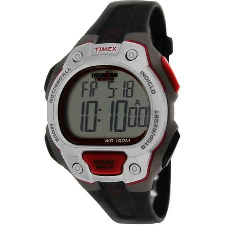 Men's Ironman T5K689 Digital Resin Quartz Sport Watch ()