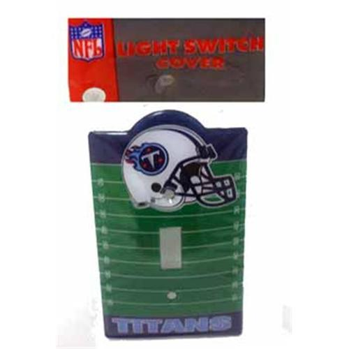 Bulk Savings 392161 Tennessee Titans Switch Plate Cover- Case of 72