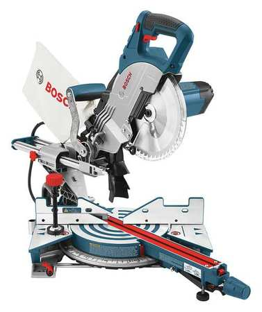 BOSCH Compound Miter Saw,37 lb.,32in.L CM8S by Bosch
