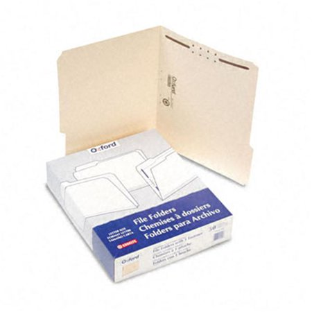 Esselte Pendaflex FM210 MLA 1-Fastener Classification Folders with 1/3 Cut Tabs  Ltr  50/box - image 1 of 1