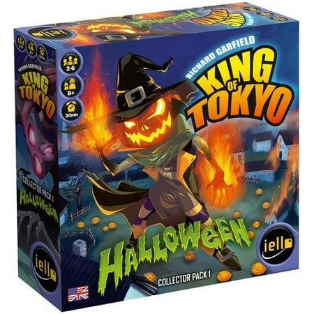 king of tokyo halloween expansion board game](Halloween Jazz Game)