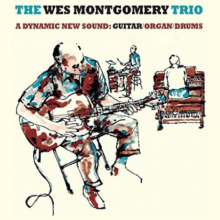 Wes Montgomery Trio (CD) (Wes Montgomery Trio)