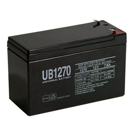 12V 7AH SLA Replacement Battery for Ultra Tech IM-1270 - Techpower Battery