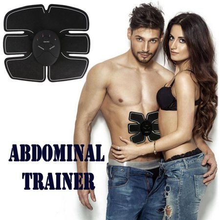 US Sixpad Smart ABS Waist Muscle Arm EMS Training Gear Body Exerciser Device Loss Slimming (Training Device Trainer)