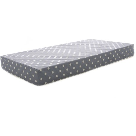 milliard crib mattress and toddler bed mattress hypoallergenic with washable waterproof cover. Black Bedroom Furniture Sets. Home Design Ideas