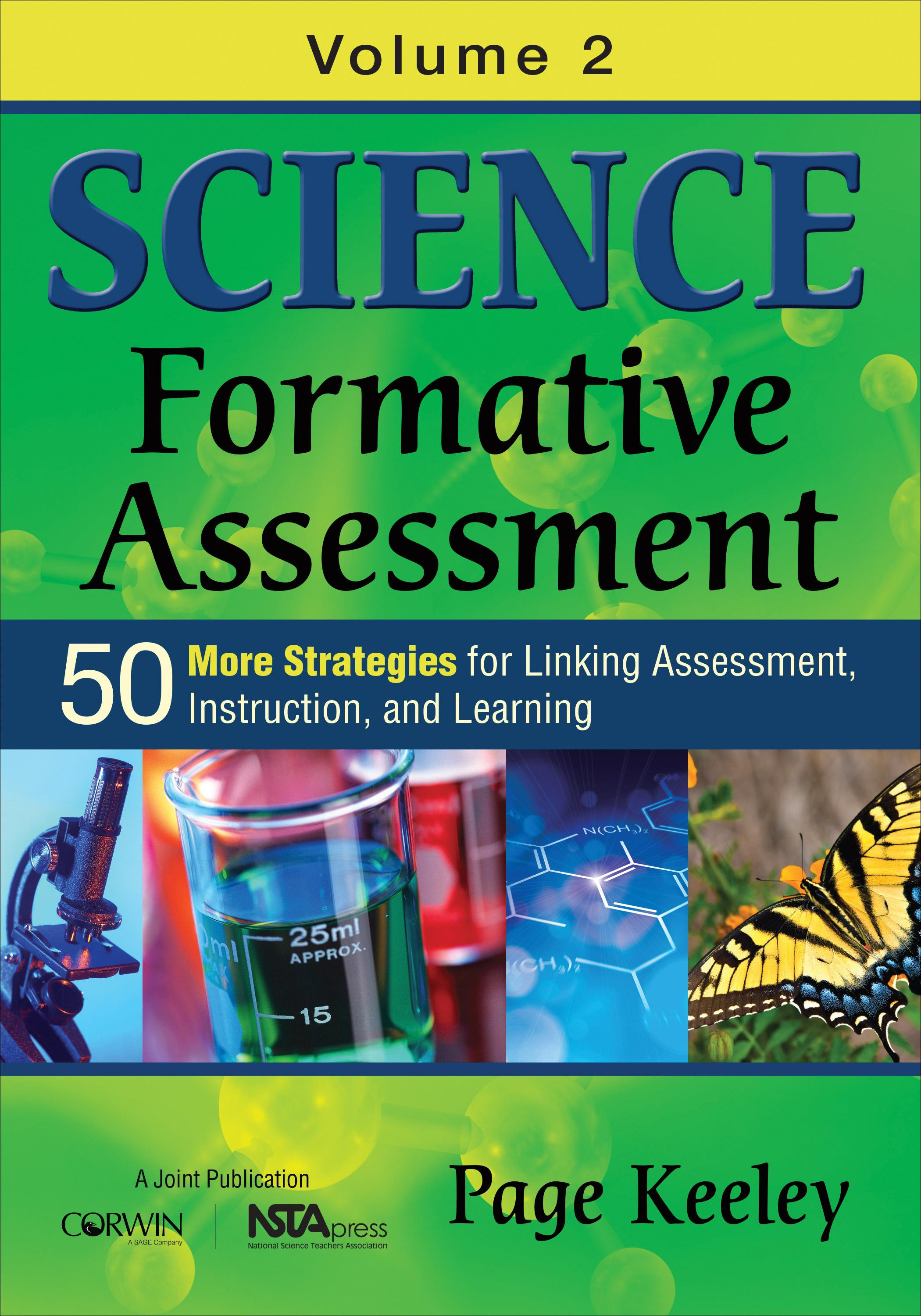 Science Formative Assessment Volume 2 50 More Strategies For