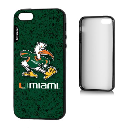 Miami Hurricanes iPhone 5 and iPhone 5s Bumper Case