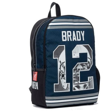 Nflpa All American Tom Brady  12 Backpack